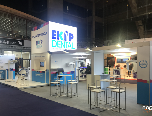 Stand Eki'p Dental 2018