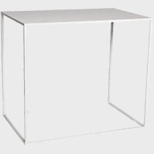 Table haute quadra double empilable