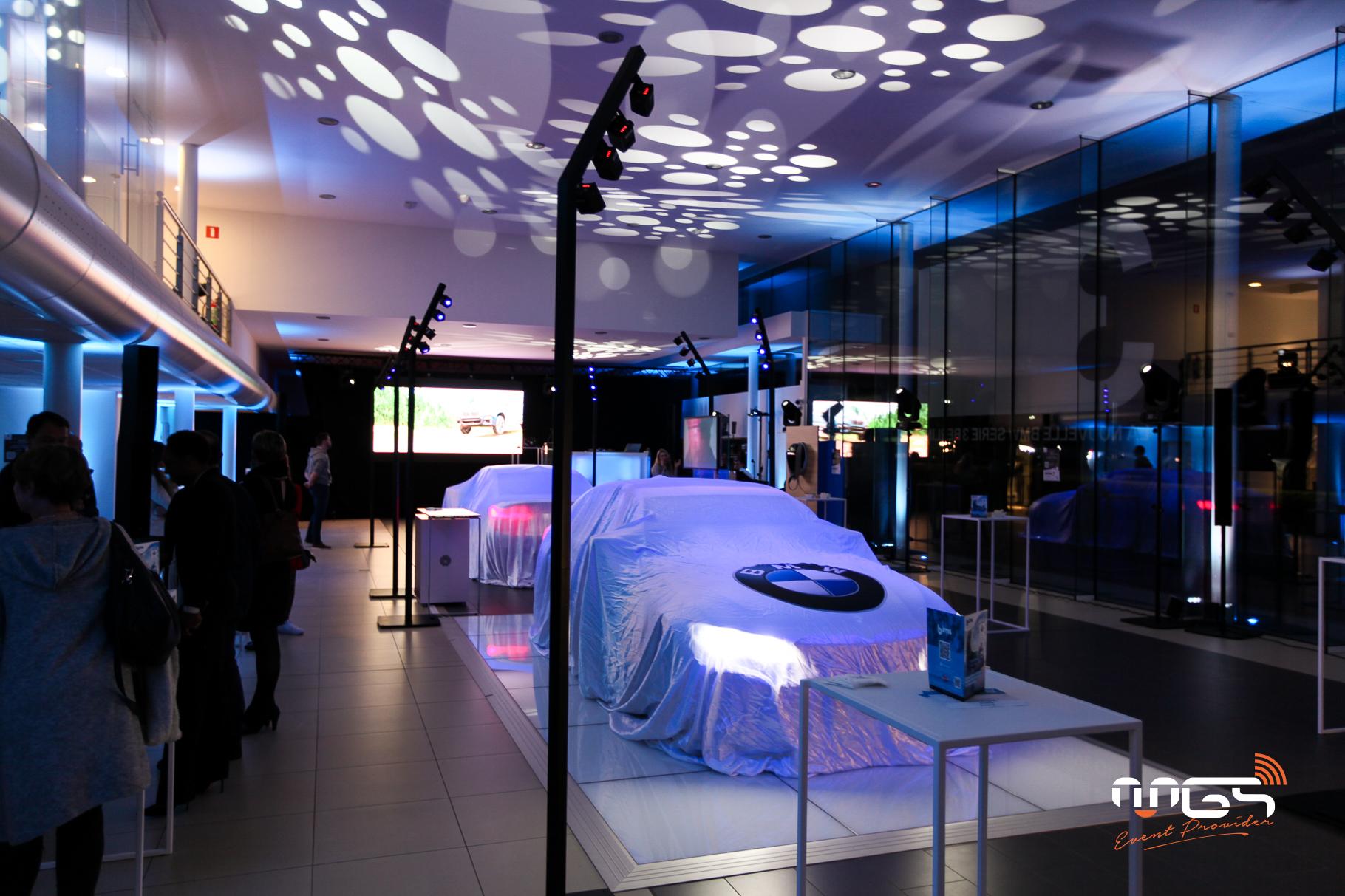 Lancement BMW série 3