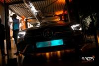 Mise en lumière et sonorisation du Garage Bernard par MGS