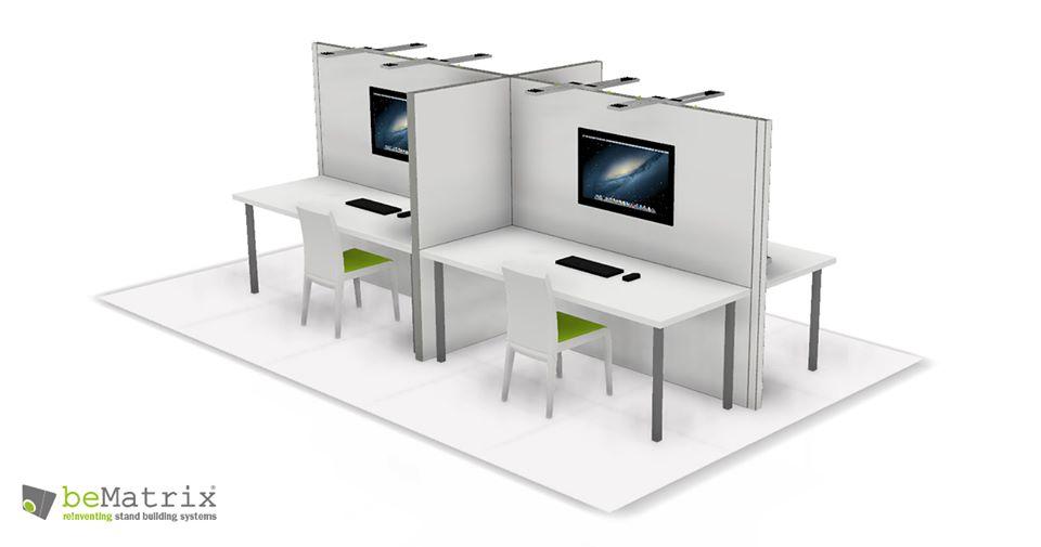 bureaux séparés