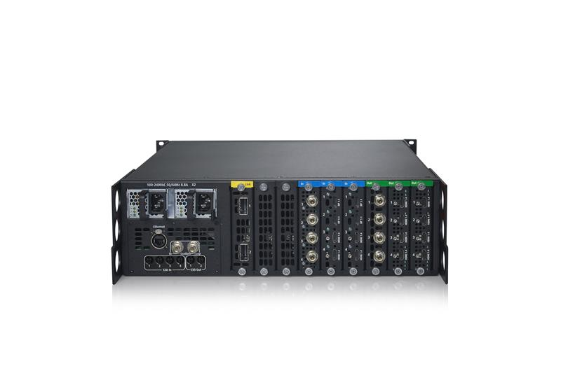 s3 4K barco switcher