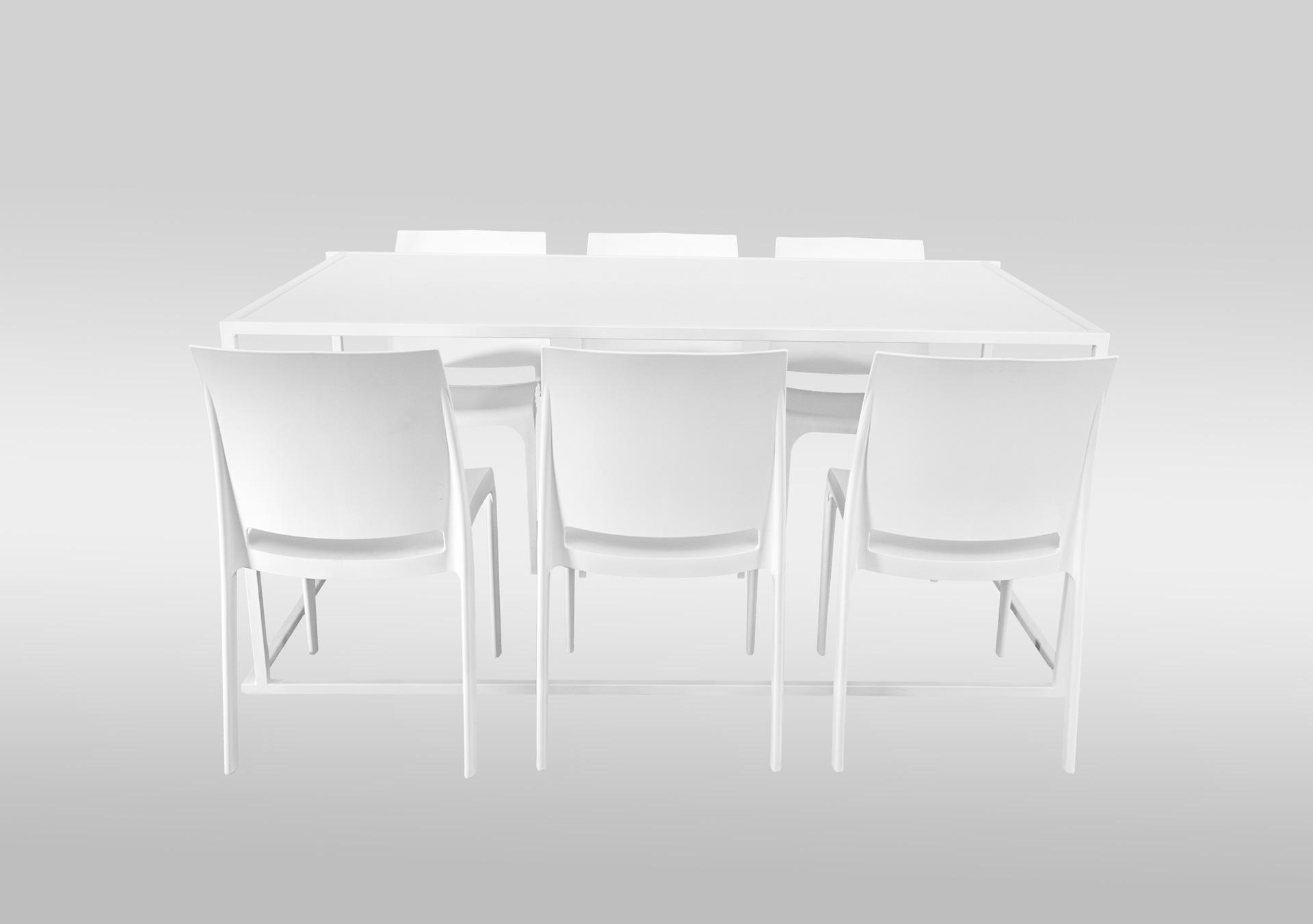 Table à manger xxl, création MGS